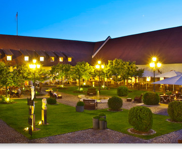 Schloss Reinach (2) Innenhof